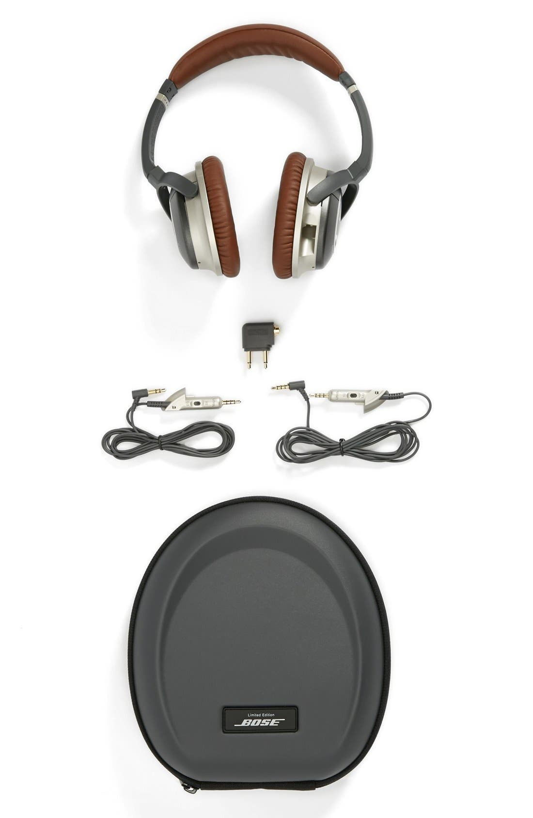 Alternate Image 2  - Bose® QuietComfort® 15 Acoustic Noise Cancelling® Headphones (Limited Edition)
