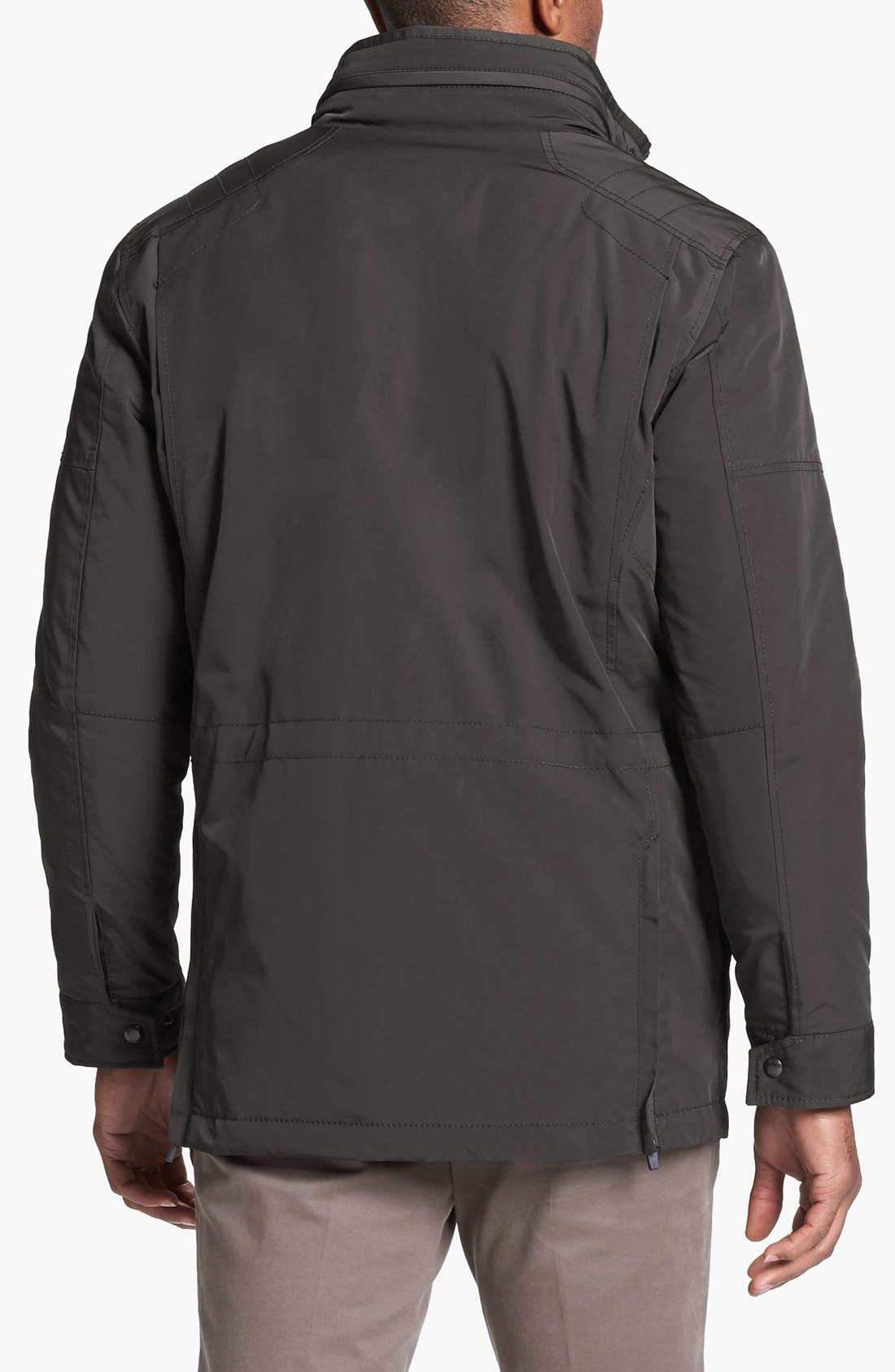Alternate Image 2  - Tumi Micro Ballistic Hooded Insulated Jacket