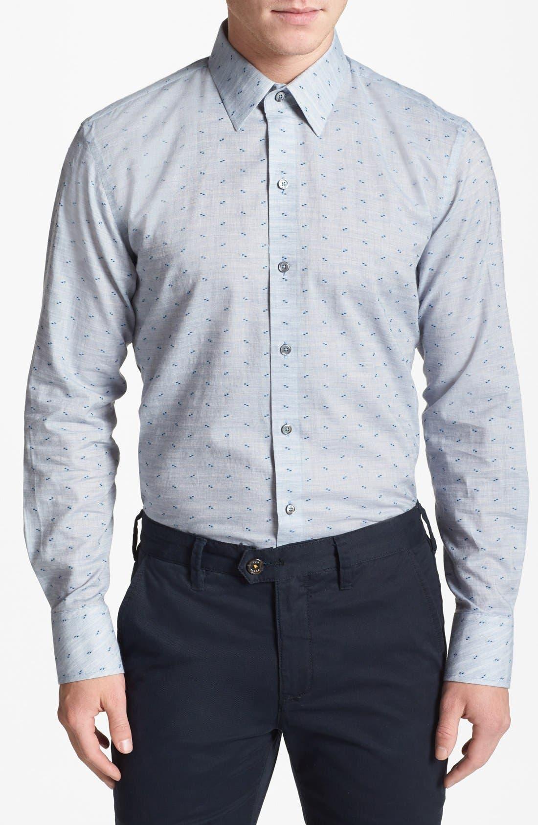Alternate Image 1 Selected - Zachary Prell 'Bobby' Sport Shirt