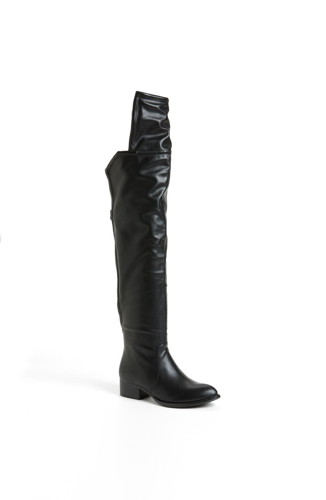 Main Image - Jeffrey Campbell 'Backside' Backless Over the Knee Boot