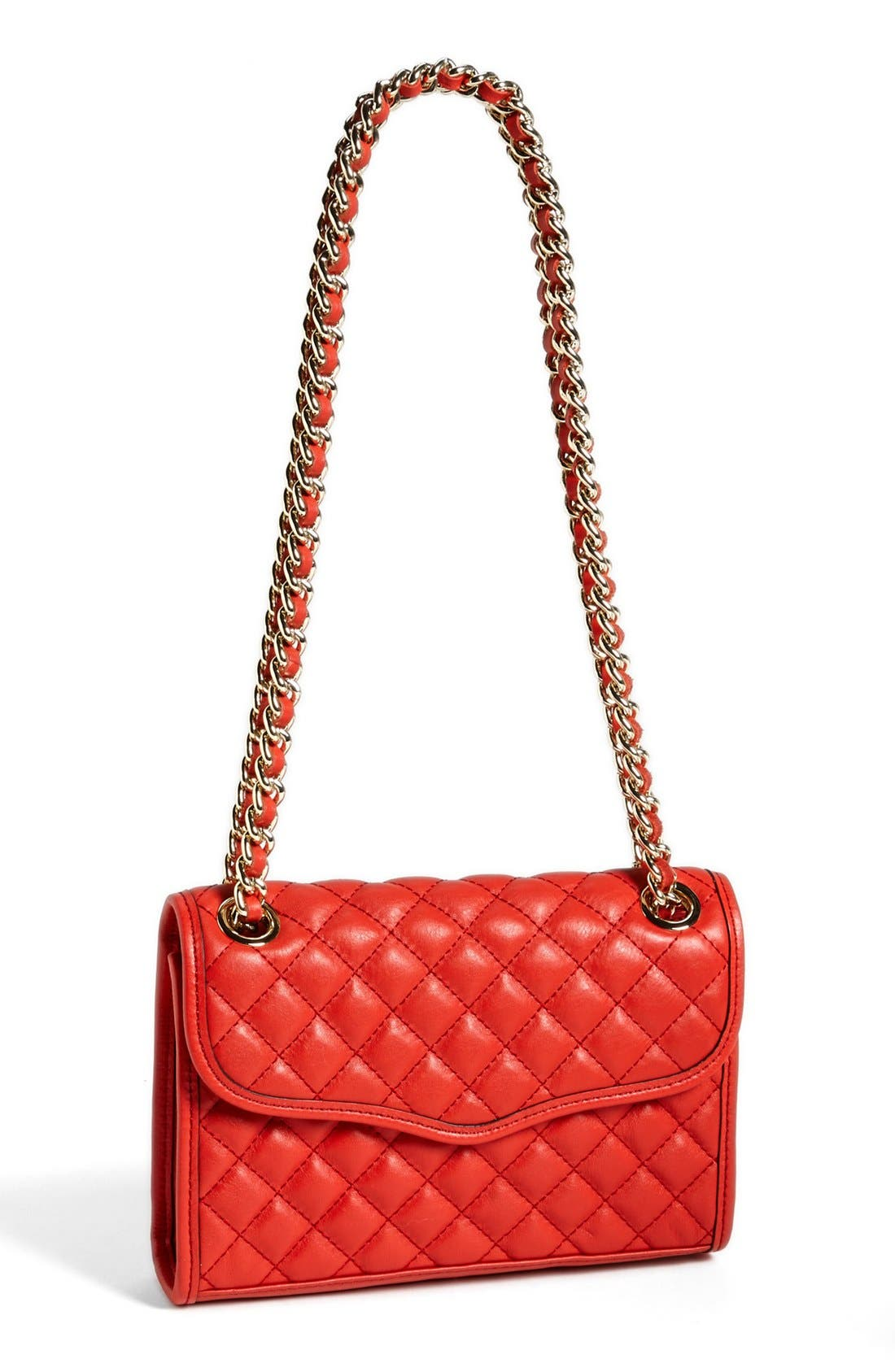 Main Image - Rebecca Minkoff 'Quilted Mini Affair' Convertible Crossbody Bag