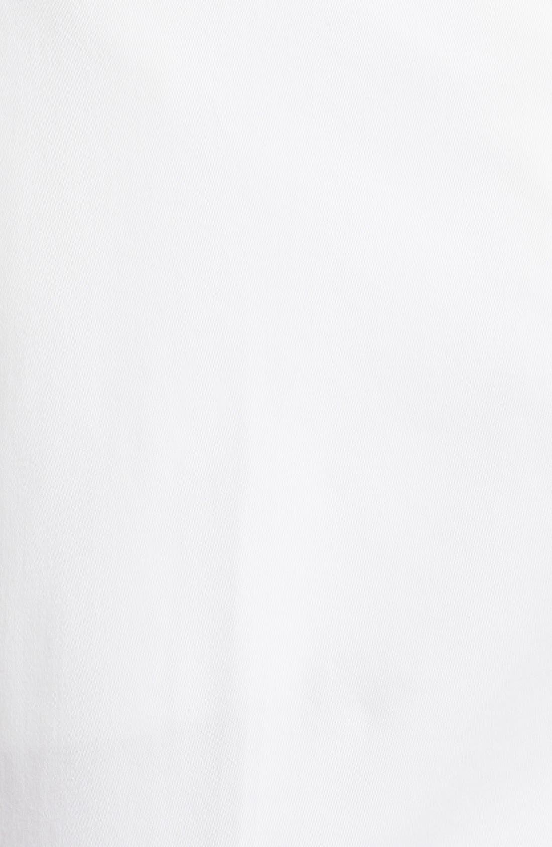 Alternate Image 3  - Michael Kors 'Samantha' Skinny Sateen Pants