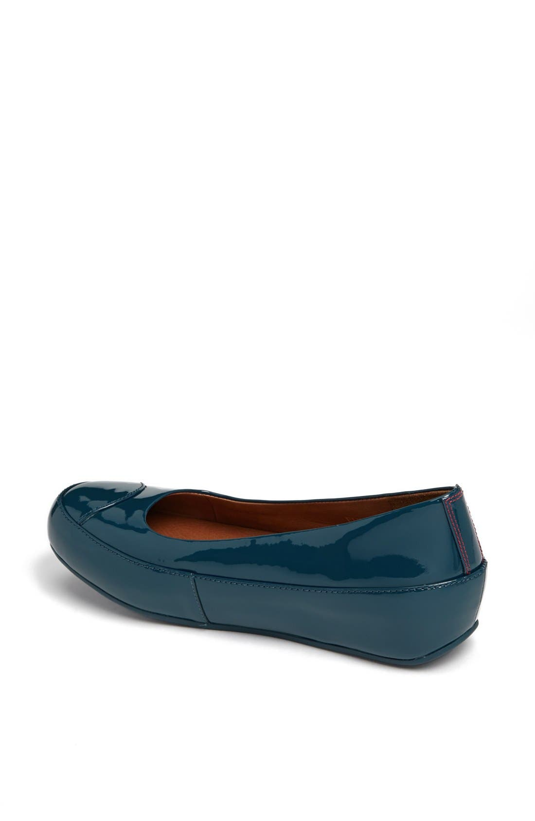 Alternate Image 2  - FitFlop 'Dué™' Patent Flat