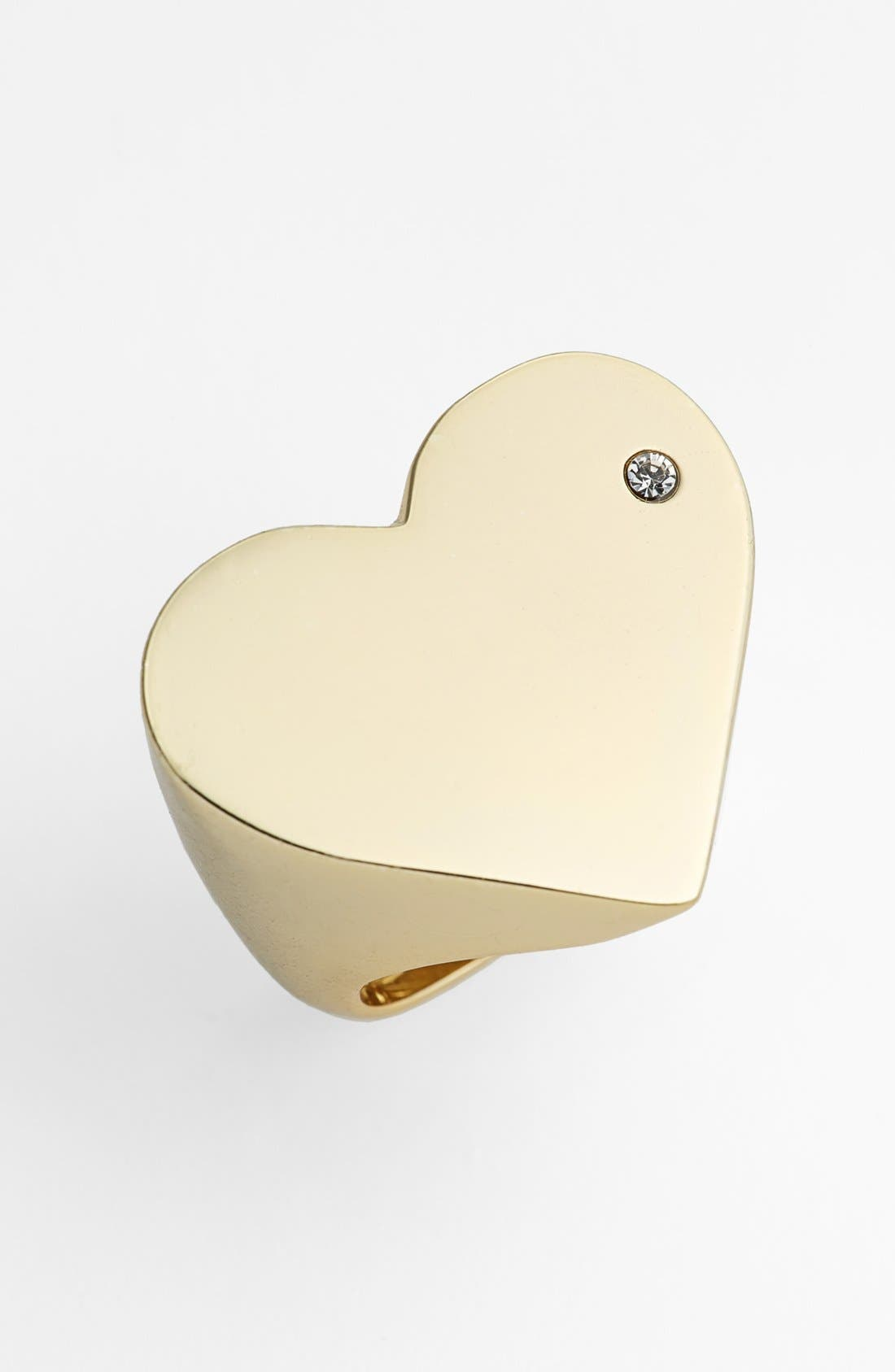 Alternate Image 1 Selected - Ariella Collection Heart Ring