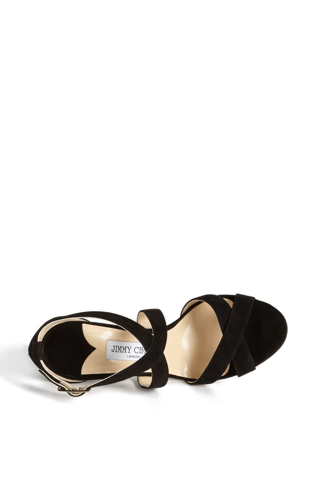 Alternate Image 3  - Jimmy Choo 'Lottie' Sandal