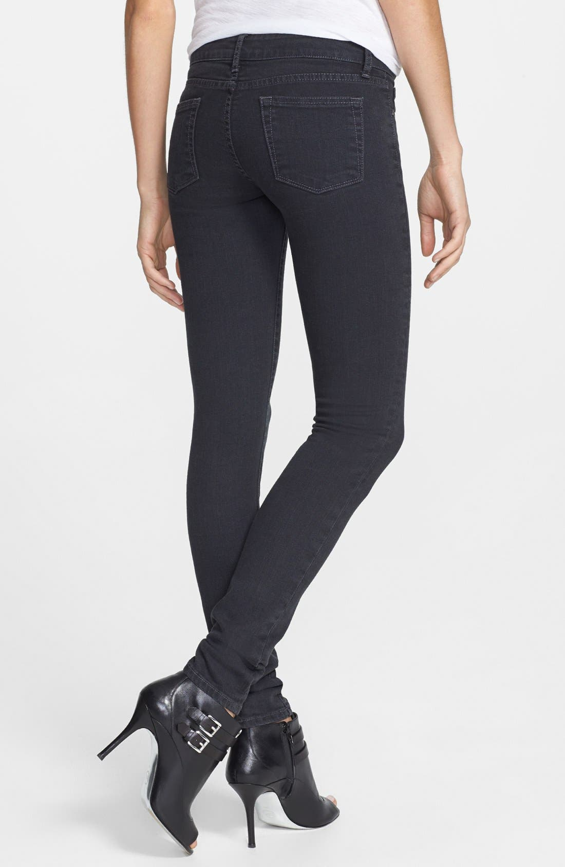 Alternate Image 2  - KUT from the Kloth 'Elle' Skinny Jeans (Interest)