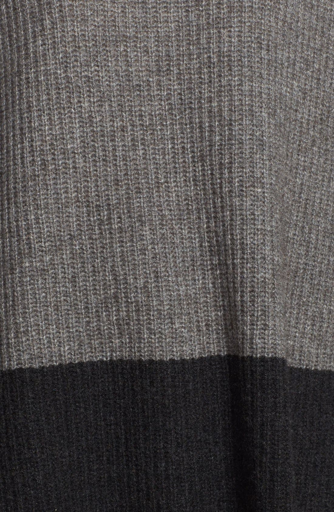 Alternate Image 3  - Eileen Fisher Supersoft Yak Hair & Wool Turtleneck Sweater