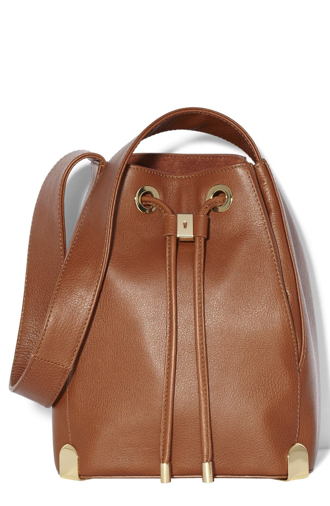 Alternate Image 1 Selected - Vince Camuto 'Janet' Drawstring Tote