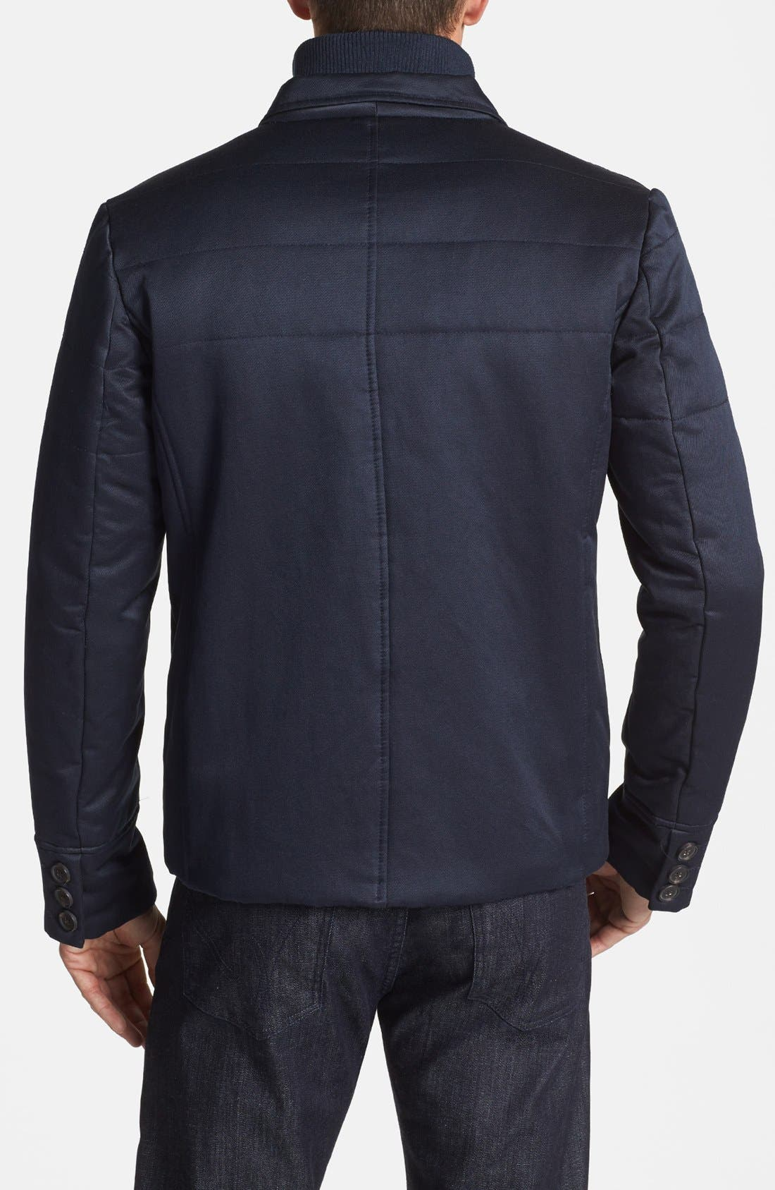 Alternate Image 2  - Antony Morato Slim Fit Double Breasted Jacket