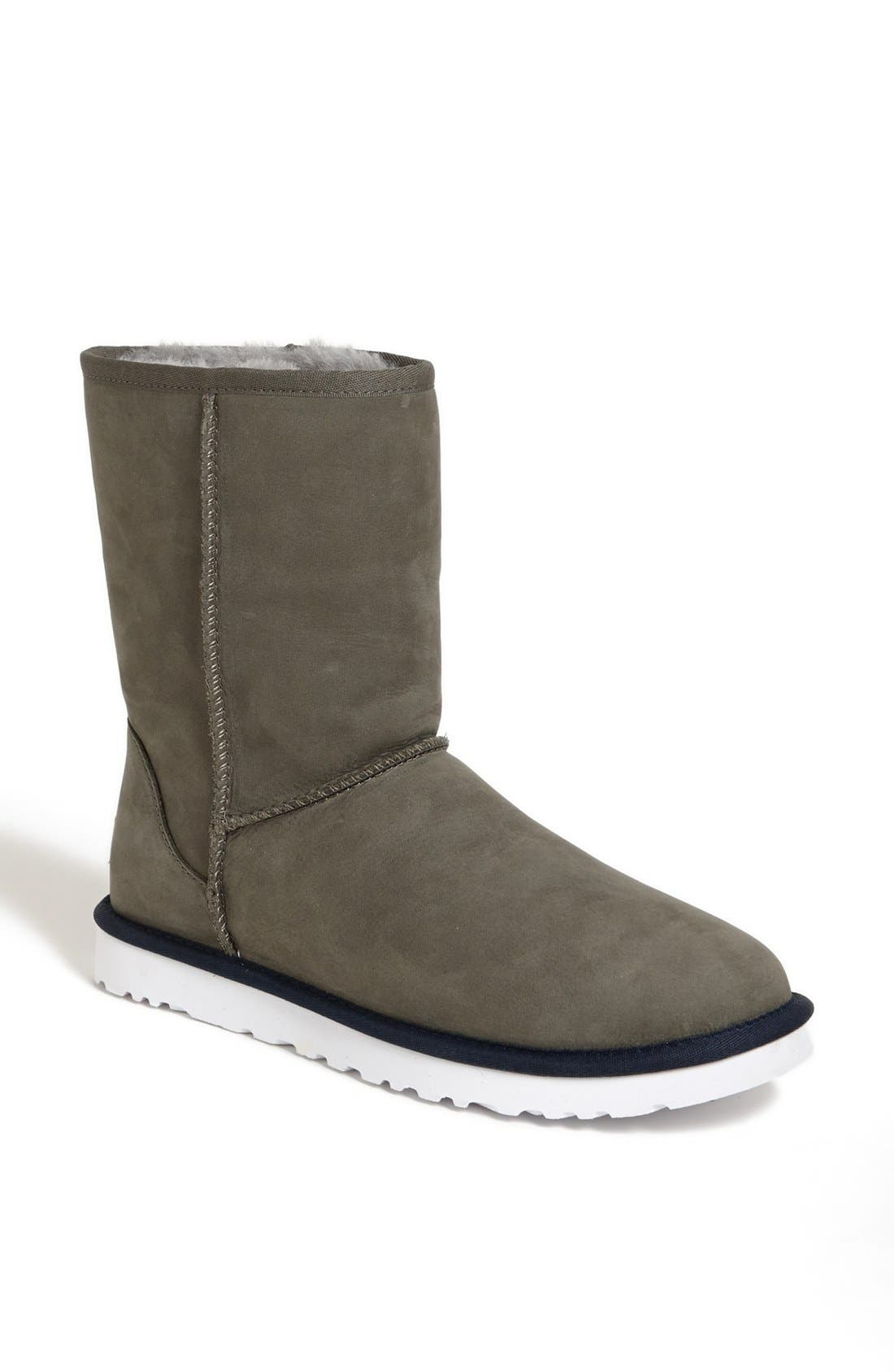 Alternate Image 1 Selected - UGG® Australia 'Classic Short' Boot (Men)