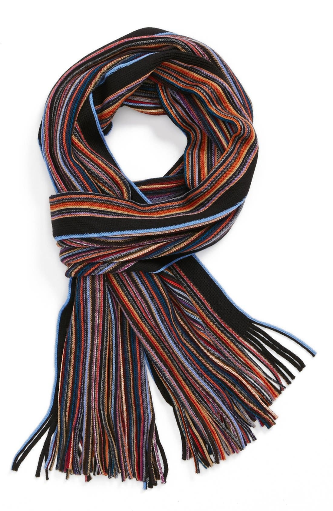 Alternate Image 1 Selected - Chelsey Stripe Scarf