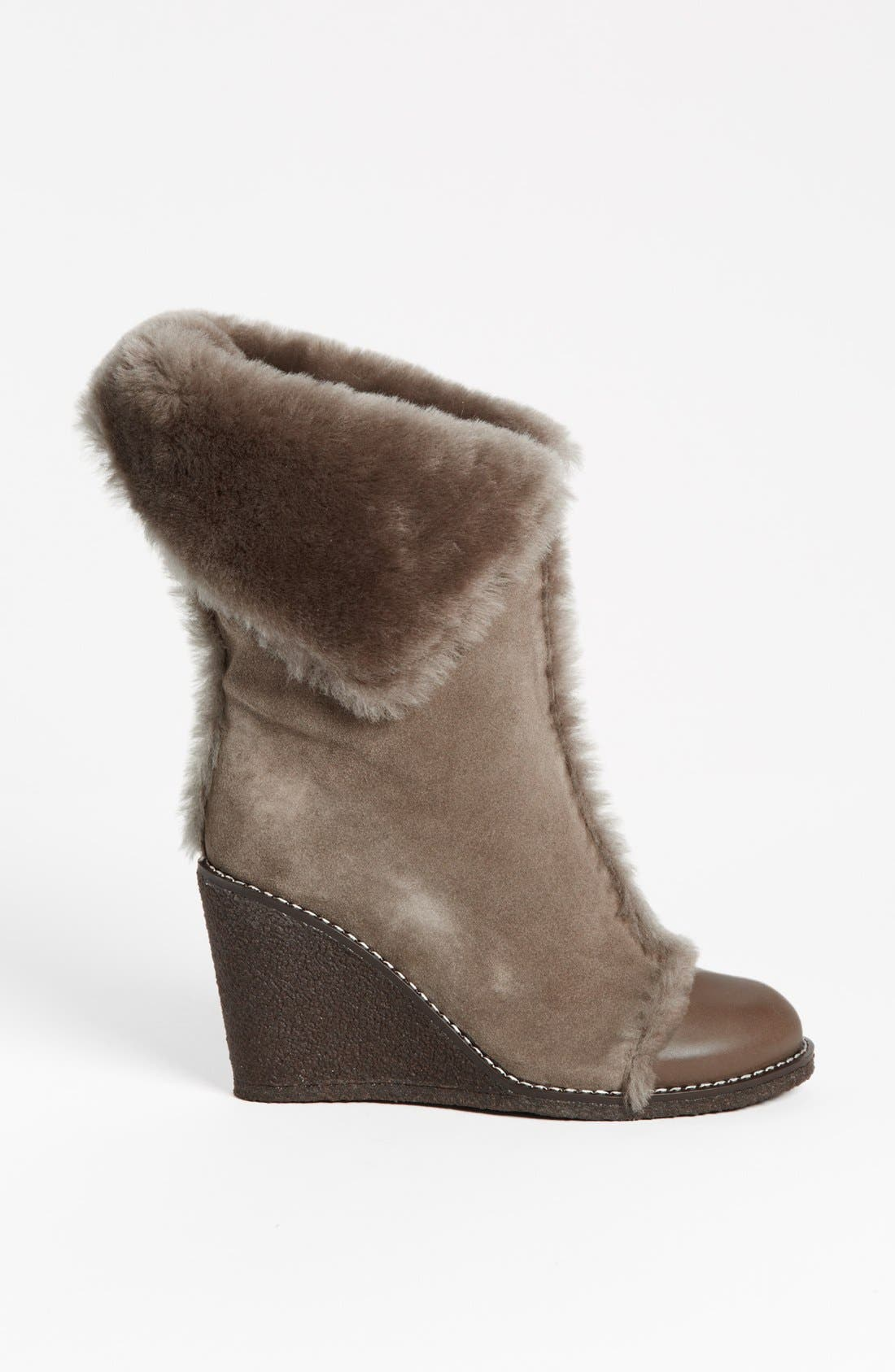 Alternate Image 4  - See by Chloé 'Winter' Wedge Boot