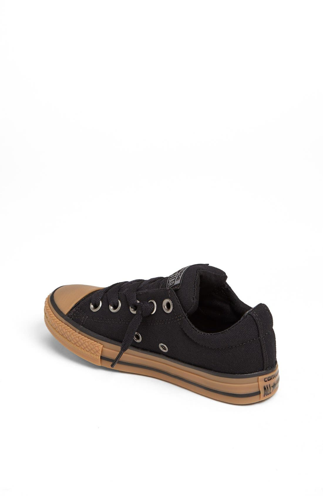 Alternate Image 2  - Converse Chuck Taylor® 'CT Street' Slip-On Sneaker (Toddler, Little Kid & Big Kid)
