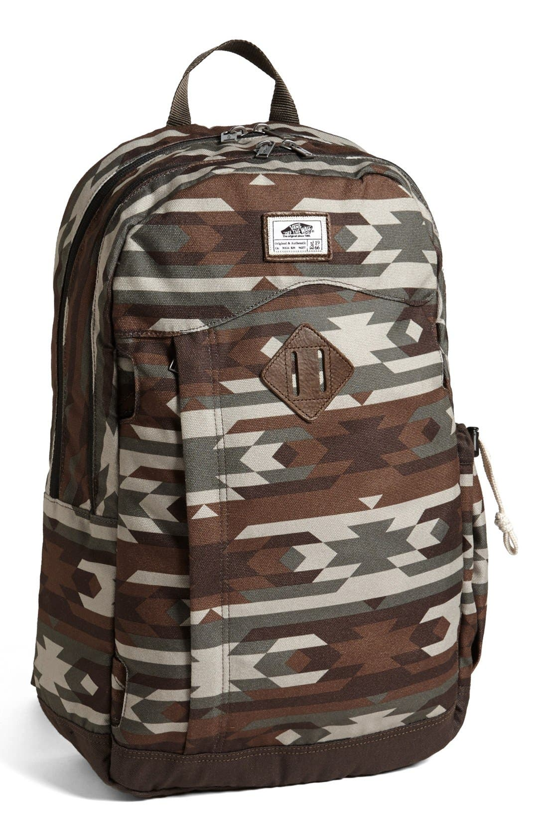 Alternate Image 1 Selected - Vans 'Authentic II Skatepack' Backpack