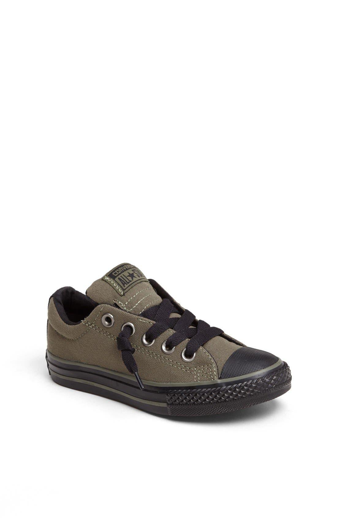 Alternate Image 1 Selected - Converse Chuck Taylor® 'CT Street' Slip-On Sneaker (Toddler, Little Kid & Big Kid)