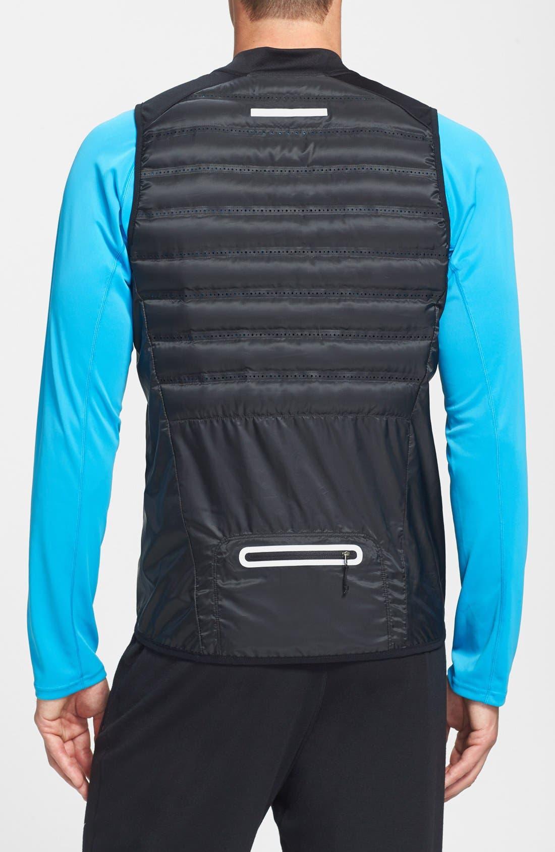 Alternate Image 2  - Nike 'Aeroloft' Insulated Running Vest