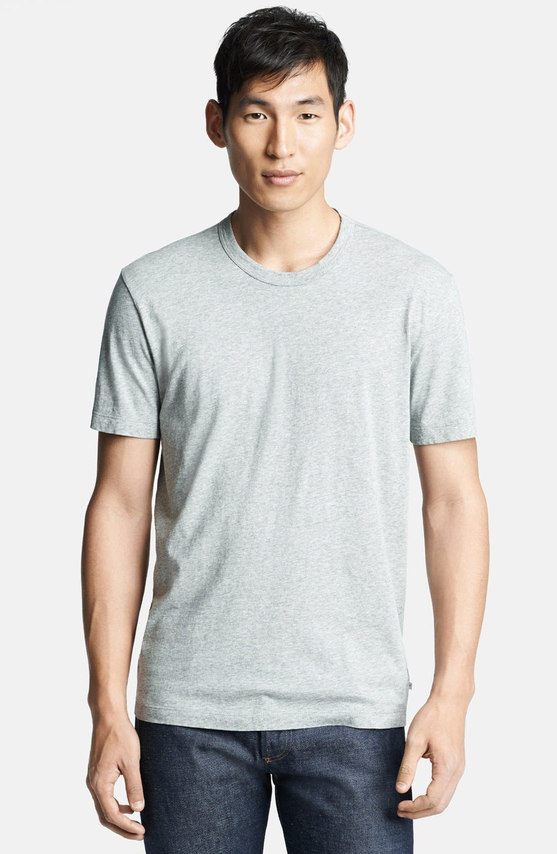 Alternate Image 1 Selected - James Perse 'Classic' Crewneck T-Shirt