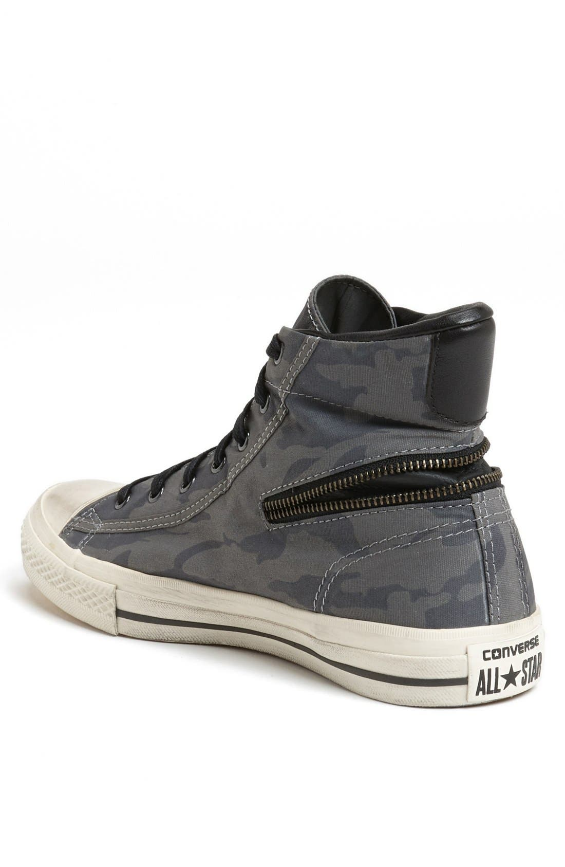 Alternate Image 2  - Converse by John Varvatos Chuck Taylor® Zip Sneaker