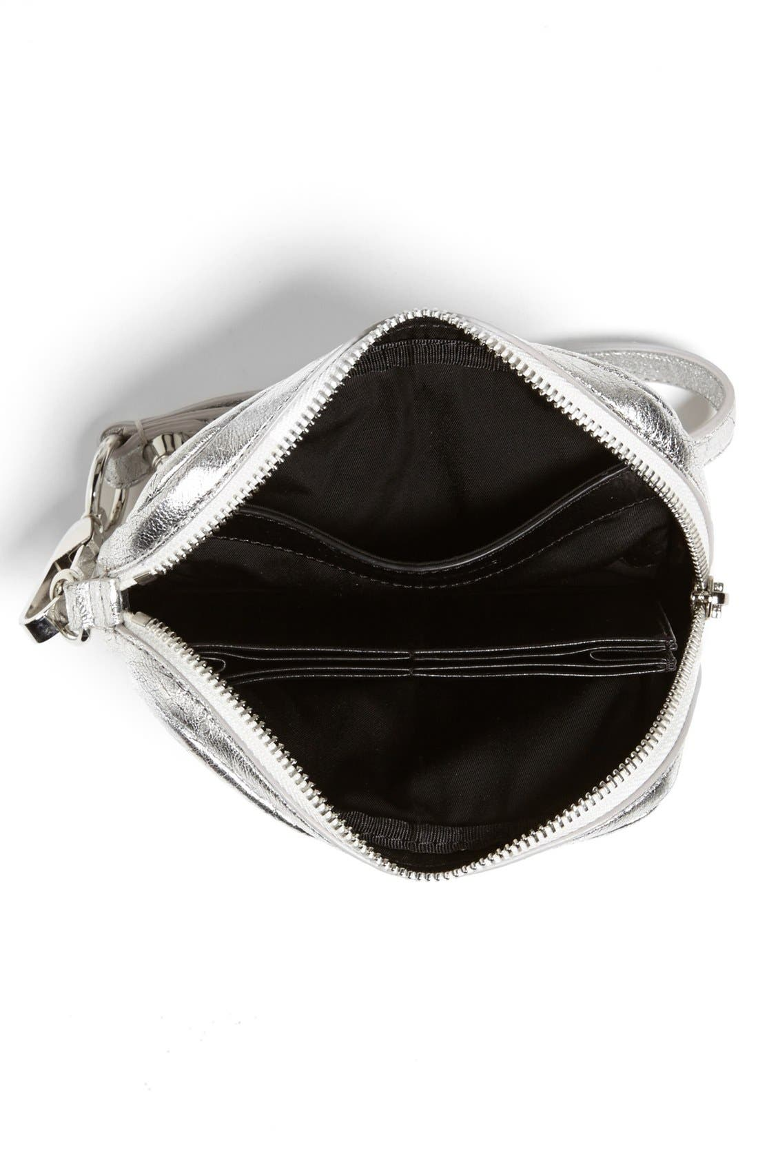 Alternate Image 2  - Alexander Wang 'Fumo - Large' Metallic Leather Wristlet
