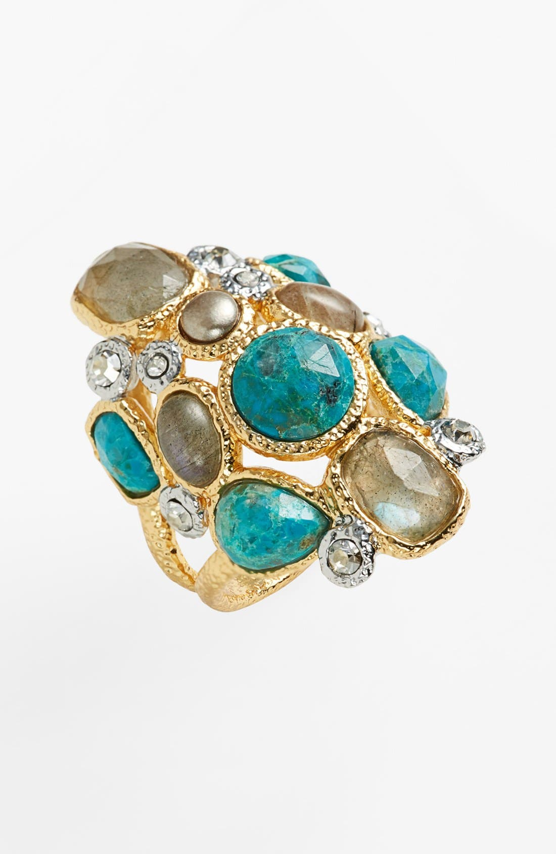 Alternate Image 1 Selected - Alexis Bittar 'Elements - Kiwi' Cluster Ring