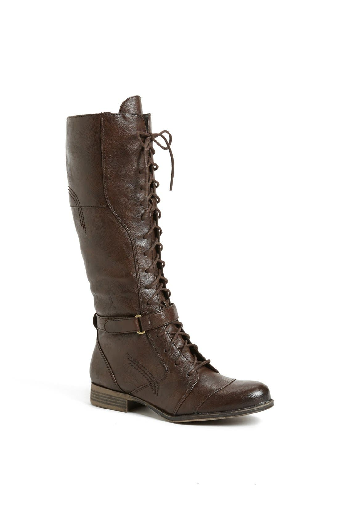 Alternate Image 1 Selected - Naturalizer 'Jakes' Boot (Wide Calf)