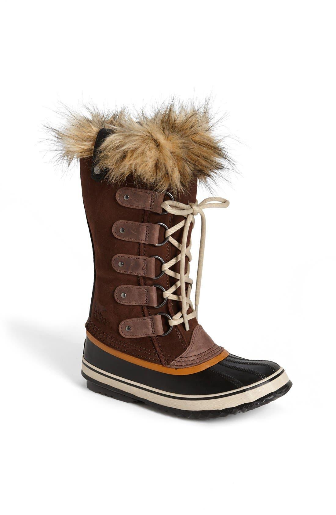 Main Image - SOREL 'Joan of Arctic' Waterproof Snow Boot