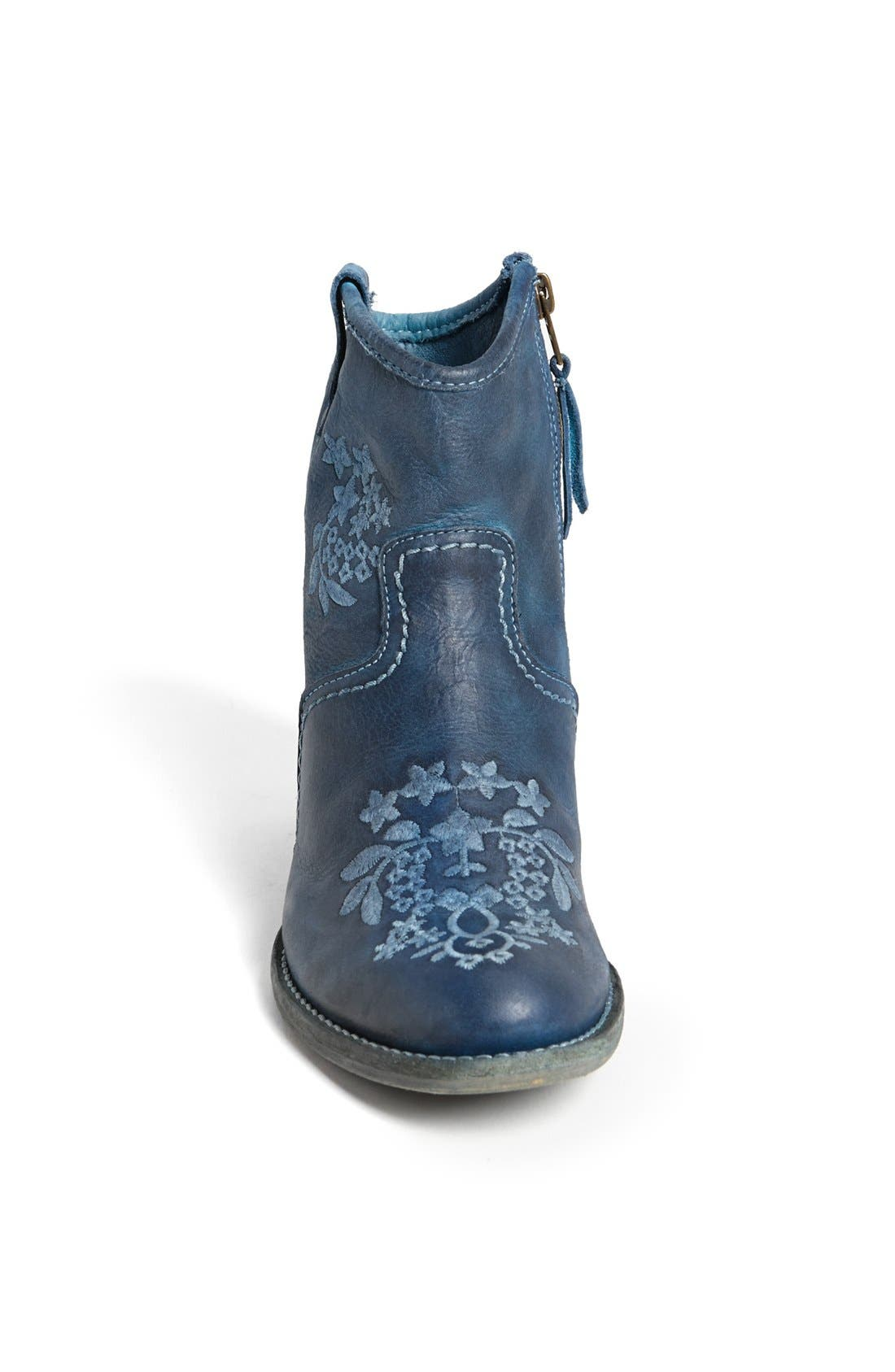 Alternate Image 3  - Miz Mooz 'Leandra' Embroidered Leather Bootie