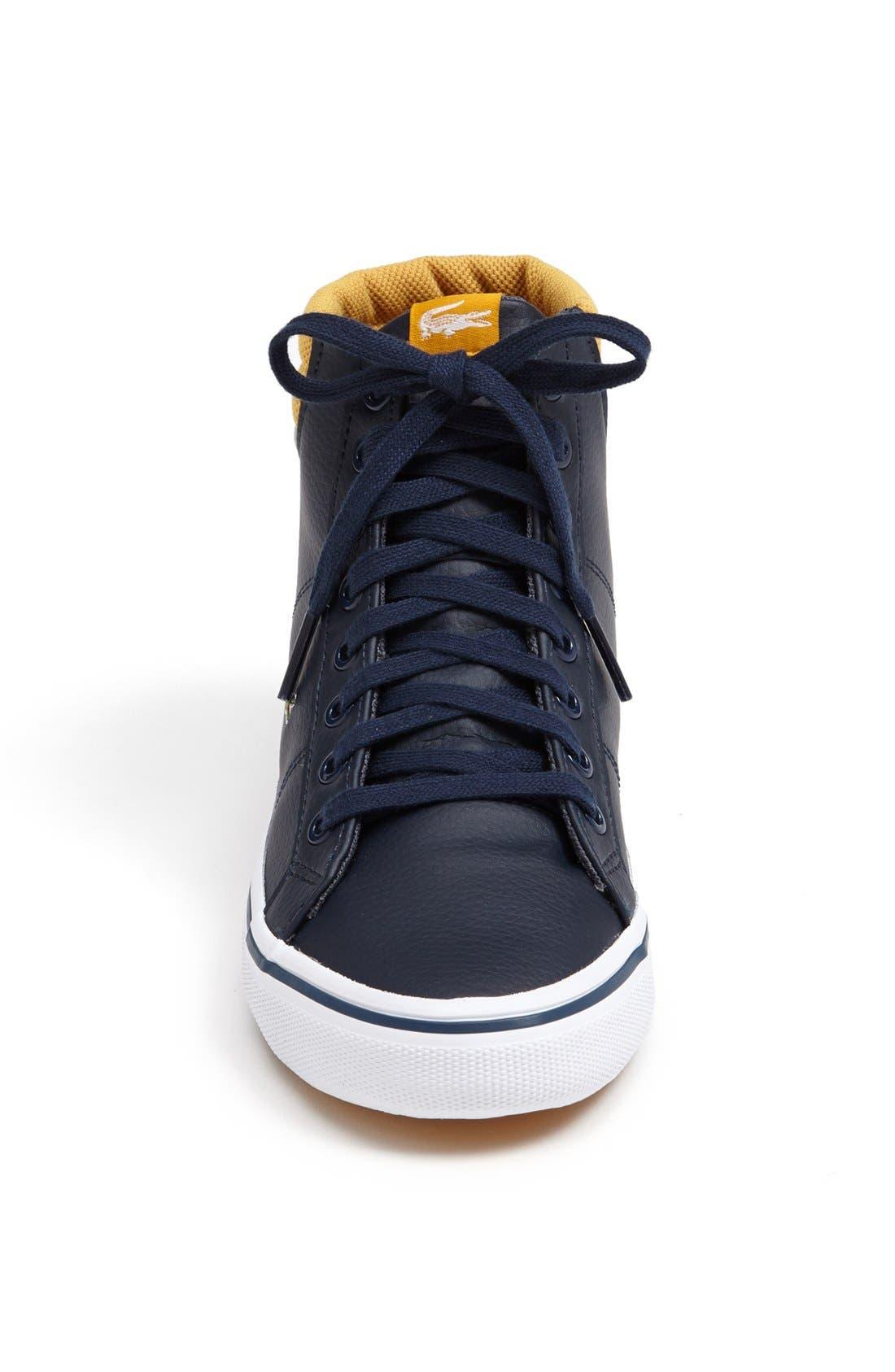 Alternate Image 3  - Lacoste 'Marcel' Sneaker (Baby, Walker, Toddler, Little Kid & Big Kid)
