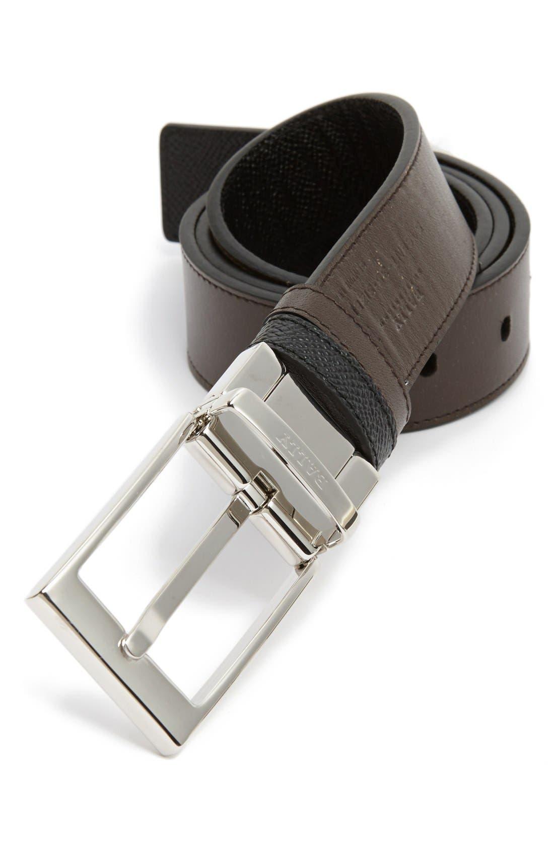 Alternate Image 2  - Bally Reversible Belt