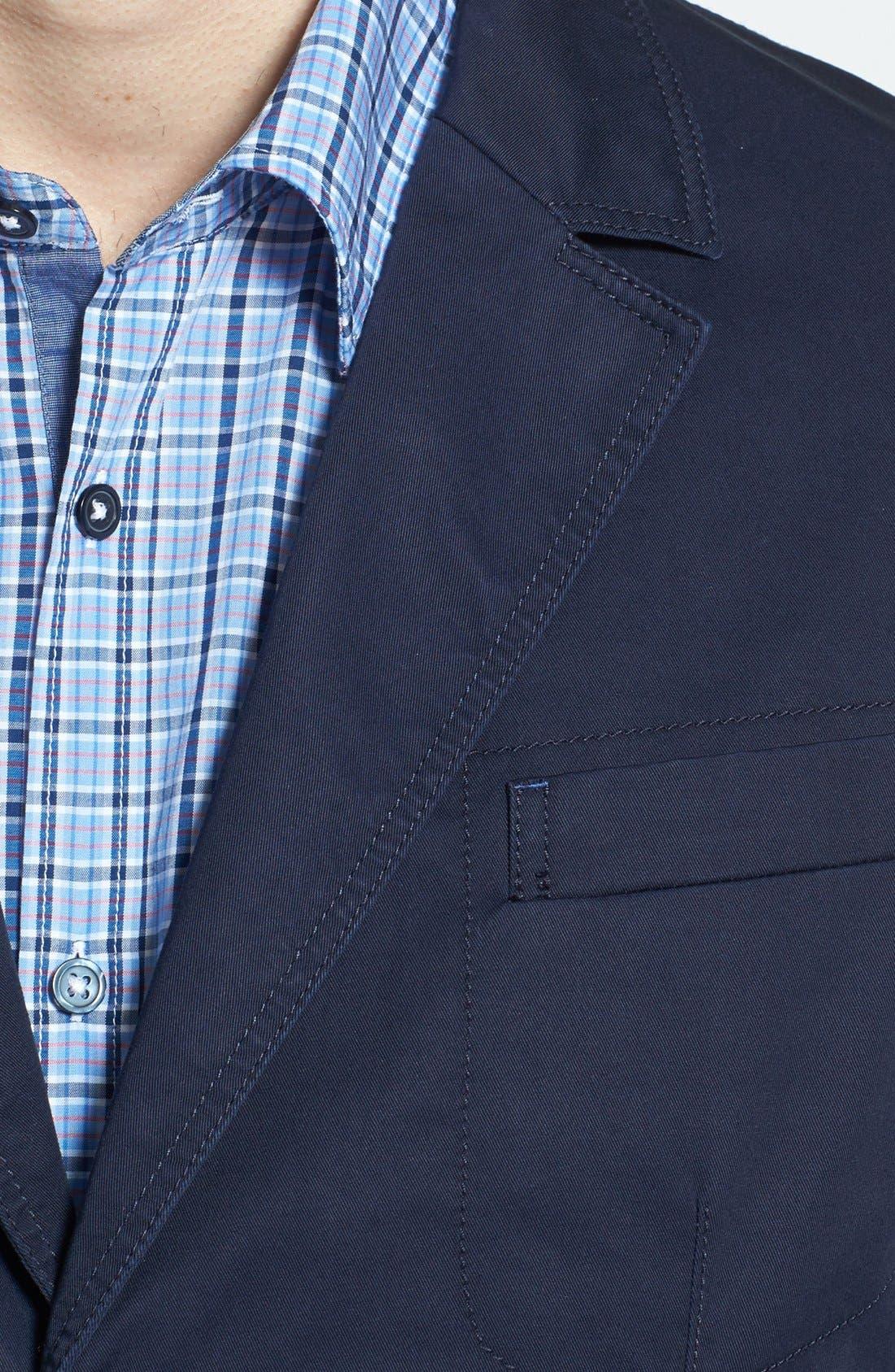Alternate Image 2  - BOSS HUGO BOSS 'Medvin' Regular Fit Sportcoat