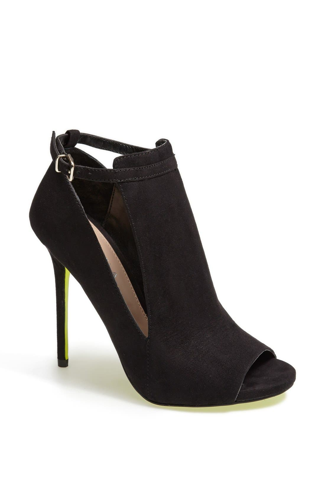 Alternate Image 1 Selected - Carvela Kurt Geiger 'Glance' Cutout Bootie