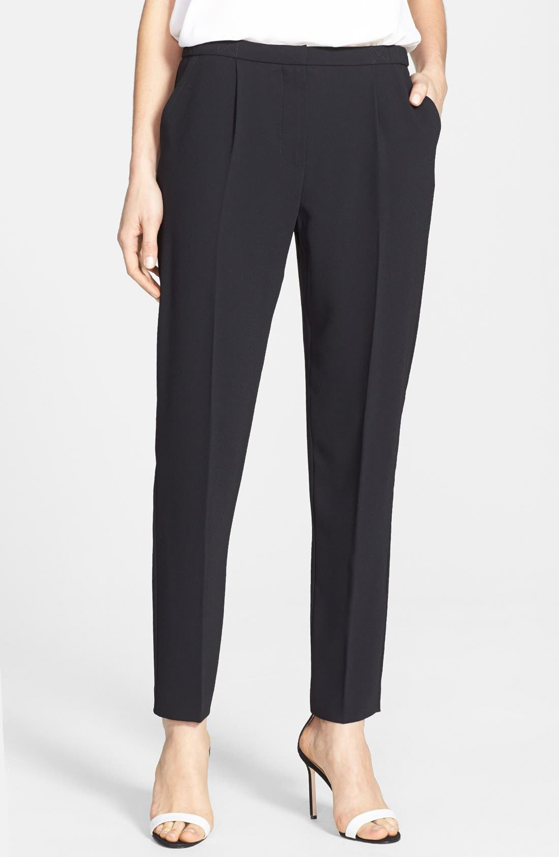 Alternate Image 1 Selected - Trina Turk Ankle Trousers