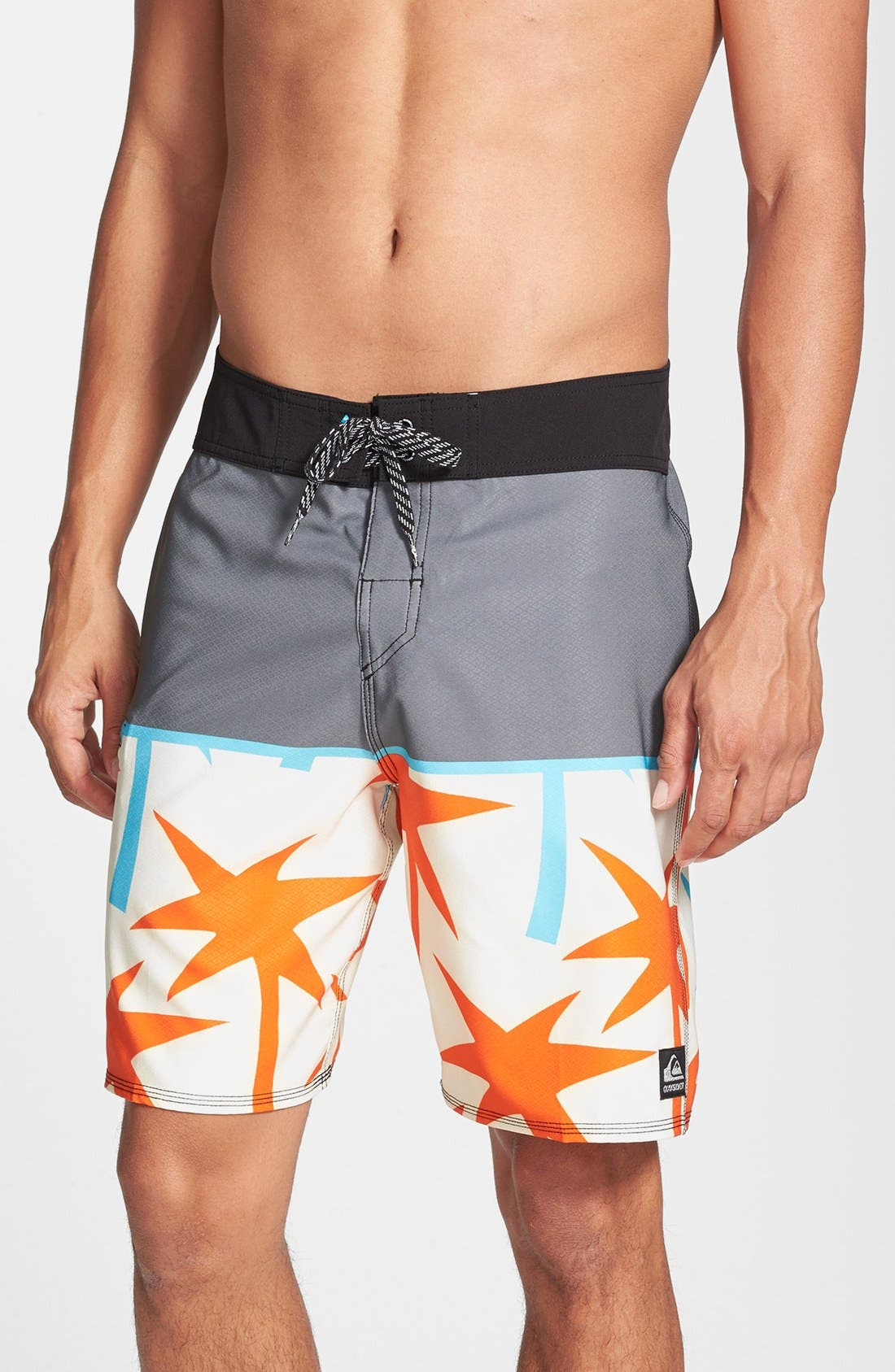 Alternate Image 1 Selected - Quiksilver 'Young Guns' Board Shorts