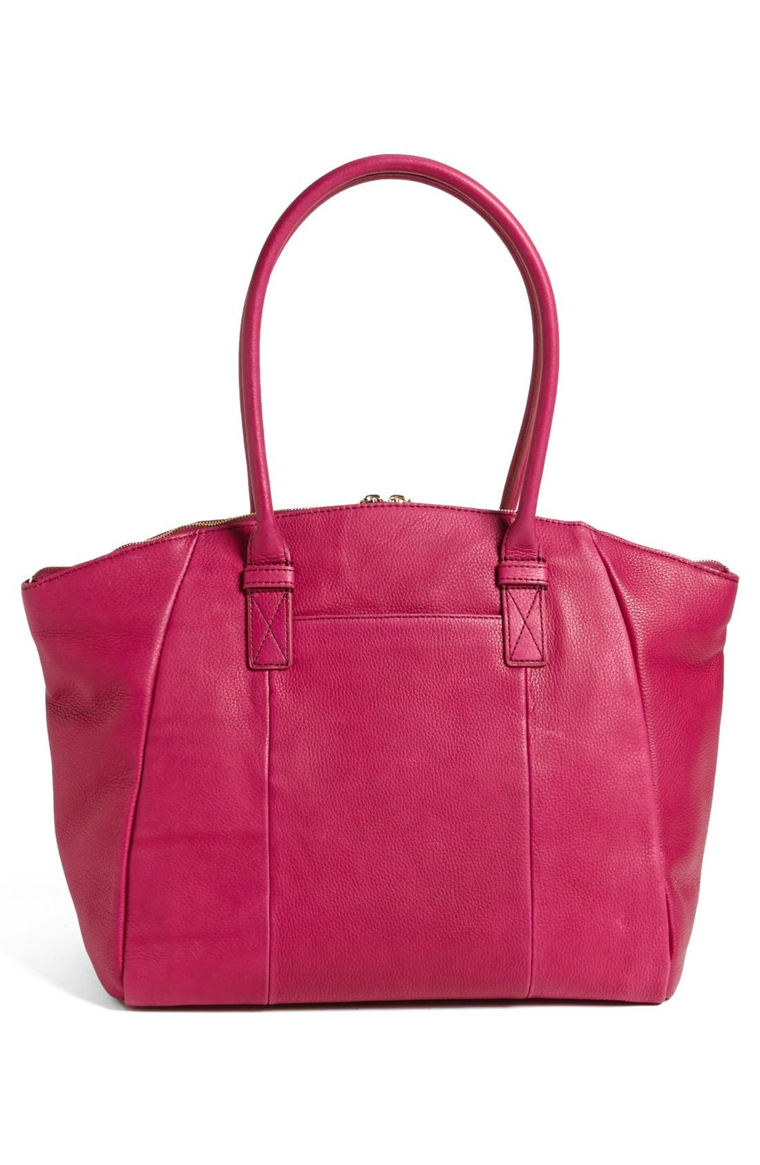 Alternate Image 4  - Vince Camuto 'Jace' Leather Tote