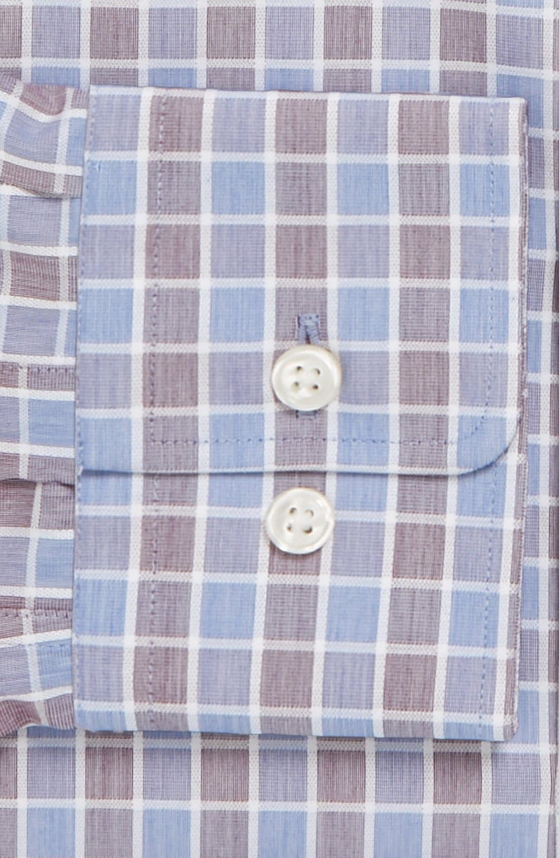 Alternate Image 2  - BOSS HUGO BOSS 'Miles' Sharp Fit Dress Shirt