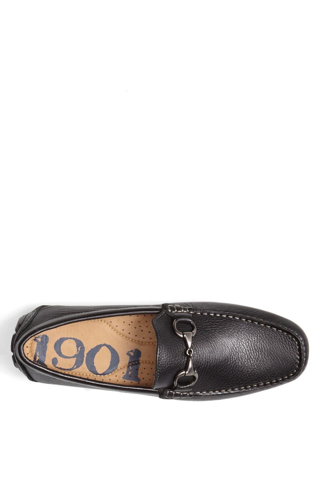Alternate Image 3  - 1901 'Naples' Driving Shoe (Men)