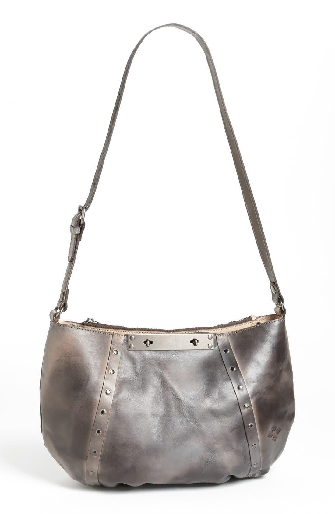 Alternate Image 1 Selected - Patricia Nash 'Bucciano' Leather Shoulder Bag