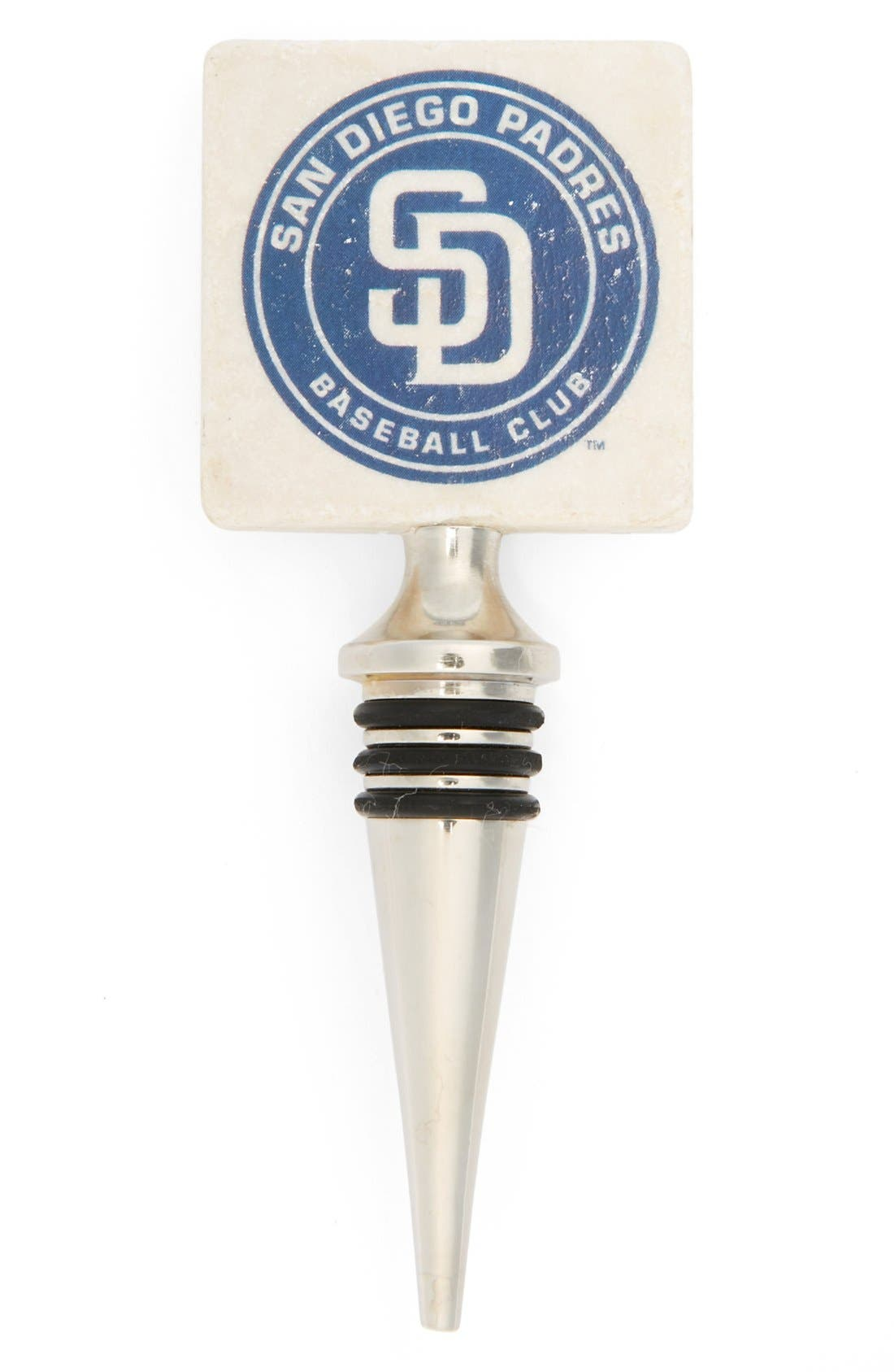 Alternate Image 1 Selected - Studio Vertu 'San Diego Padres' Wine Stopper