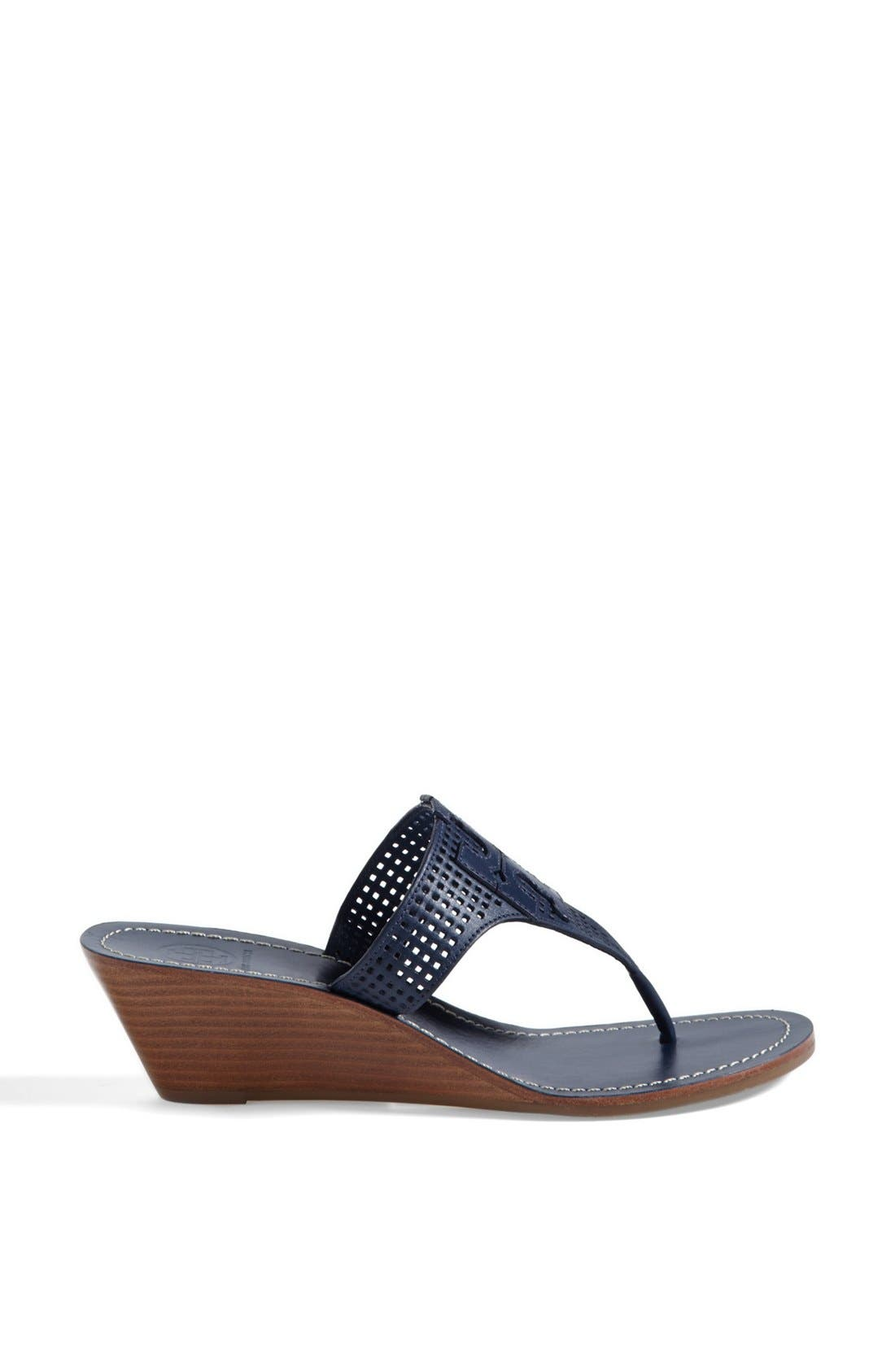 Alternate Image 4  - Tory Burch 'Mcfee' Wedge Sandal (Online Only)