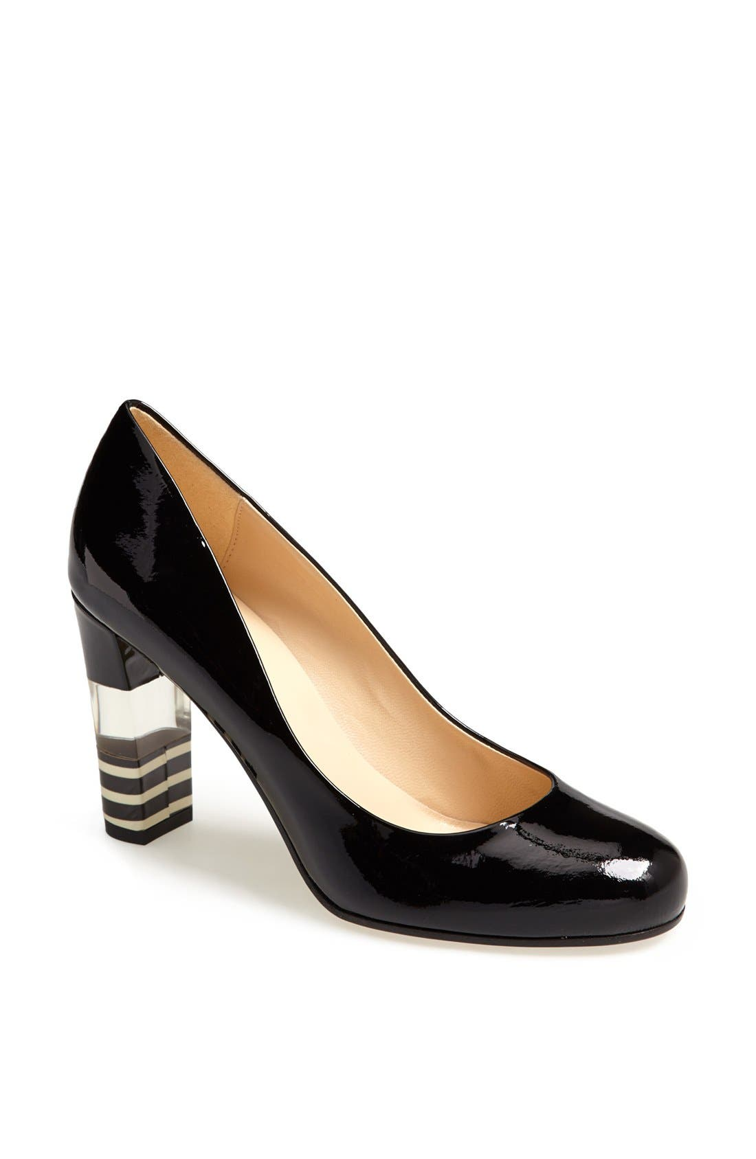 Alternate Image 1 Selected - kate spade new york 'leslie' leather pump
