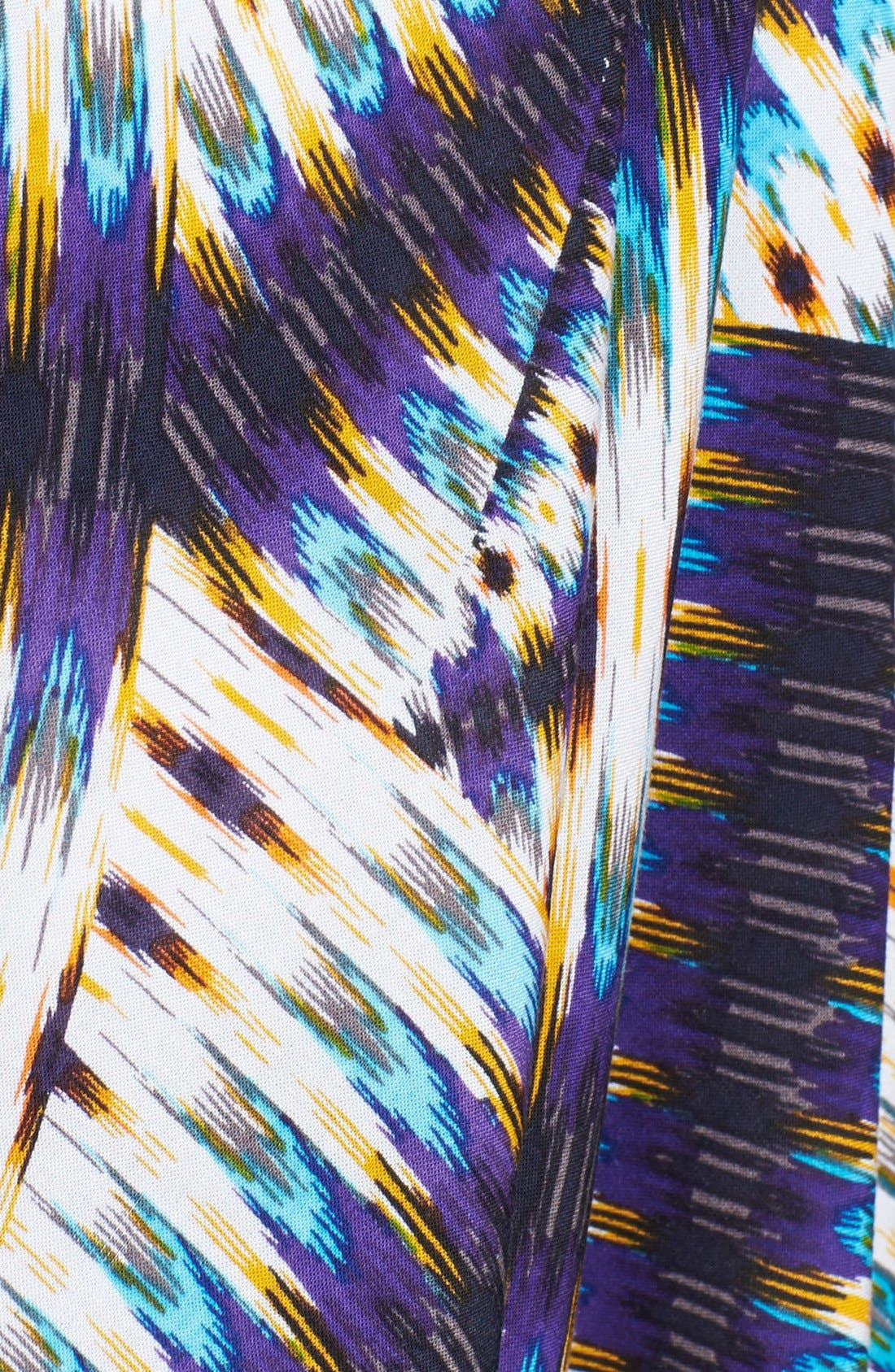 Alternate Image 2  - Nicole Miller Artelier 'Open My Zipper' Scarf