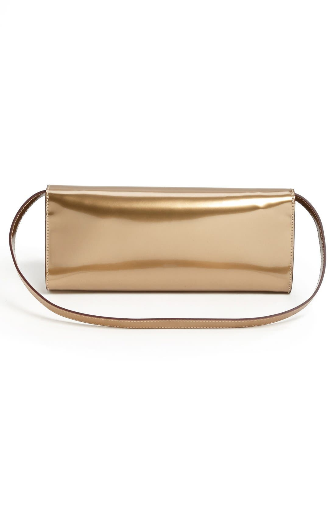 Alternate Image 4  - Longchamp 'Roseau Box' Clutch