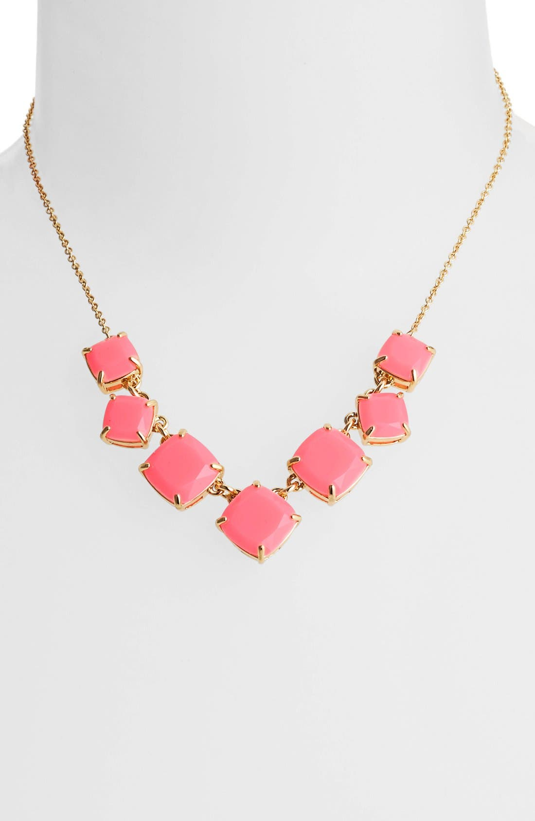Main Image - kate spade new york 'shaken & stirred' mini collar necklace