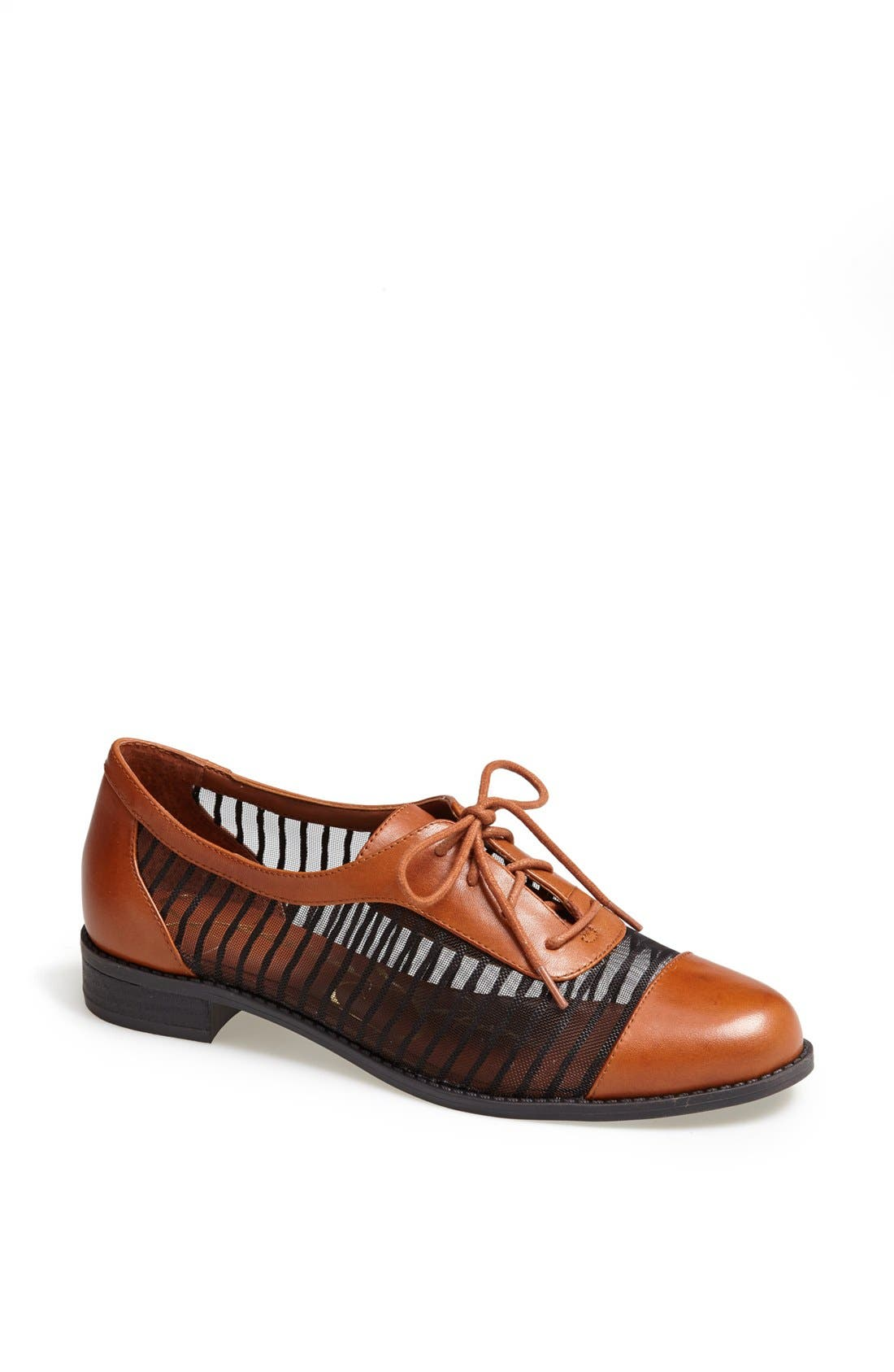 Alternate Image 1 Selected - Jessica Simpson 'Tallinoh' Oxford
