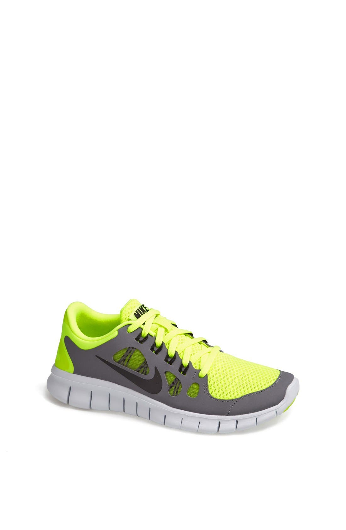 Alternate Image 1 Selected - Nike 'Free Run 5.0' Running Shoe (Big Kid)