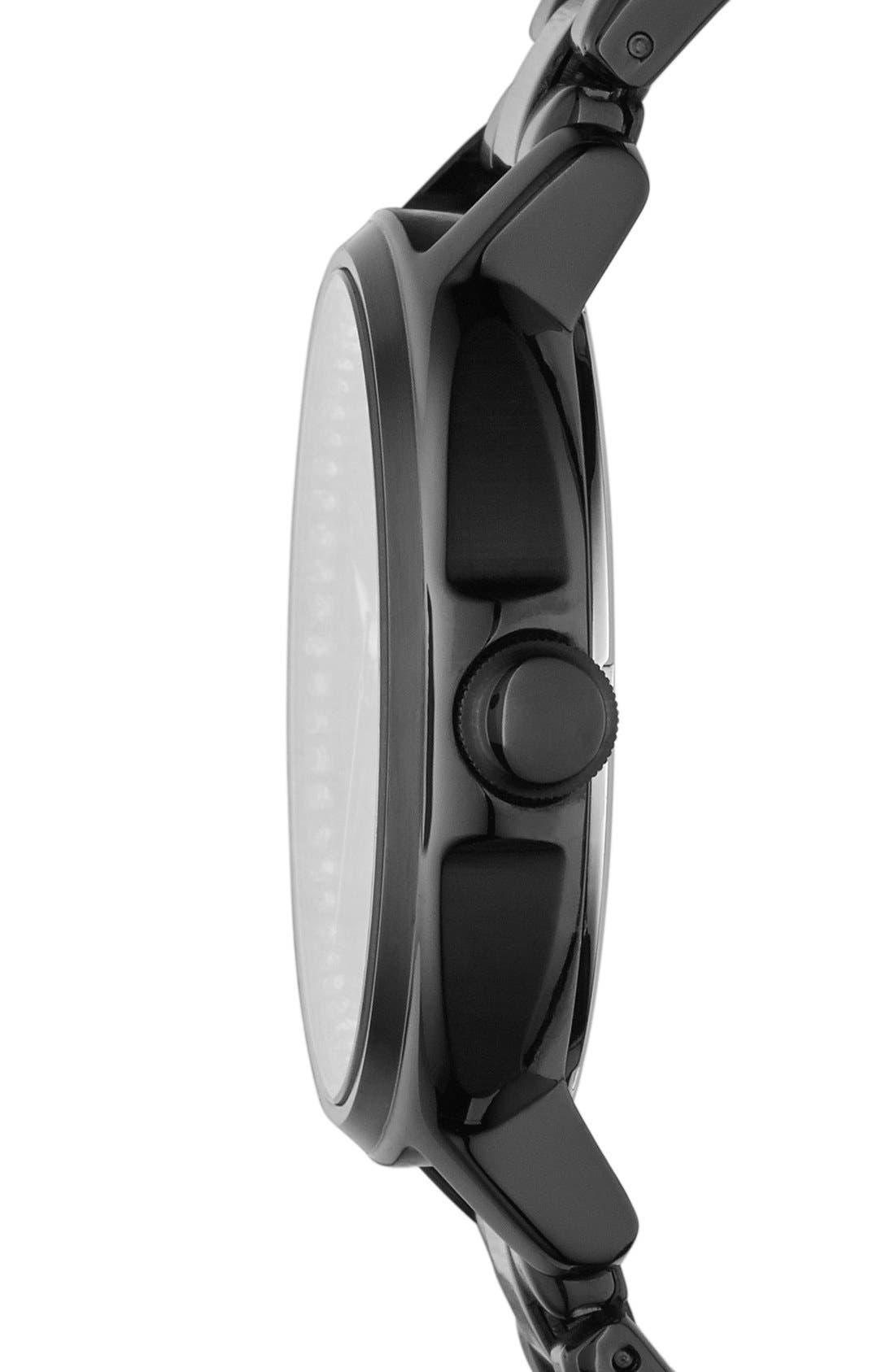 Alternate Image 3  - Fossil 'Chelsey' Multifunction Bracelet Watch, 39mm