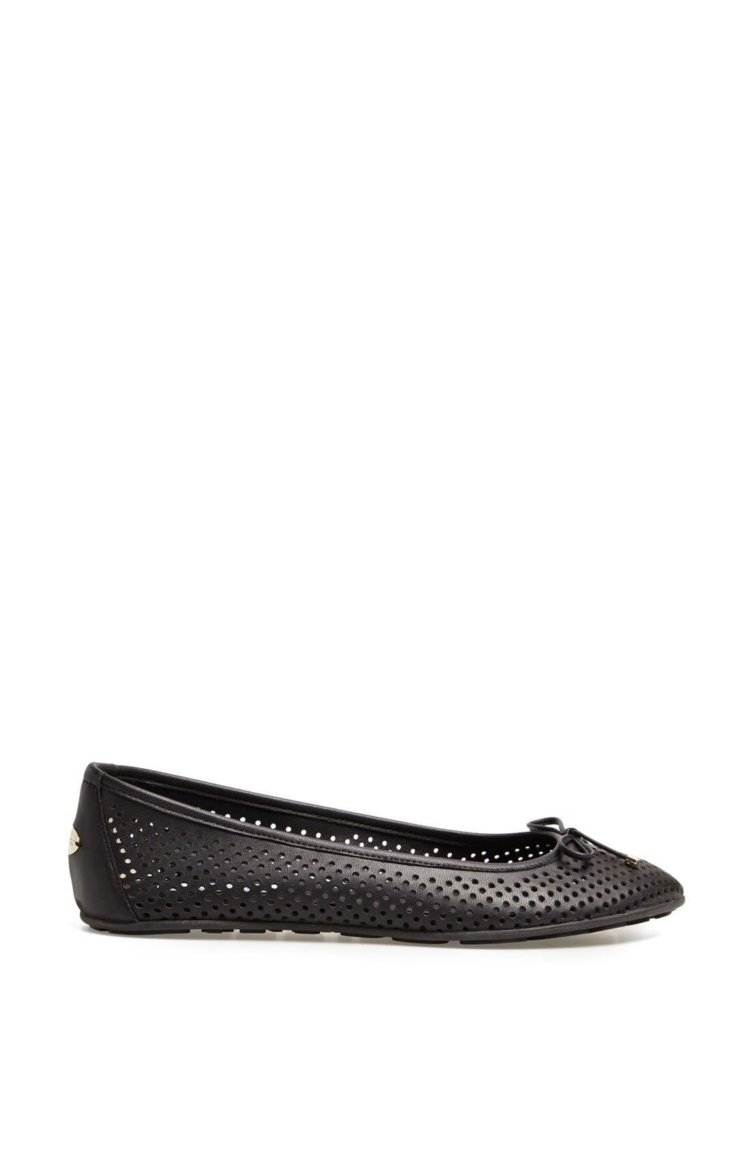 Alternate Image 4  - Jimmy Choo 'Walsh' Ballerina Flat