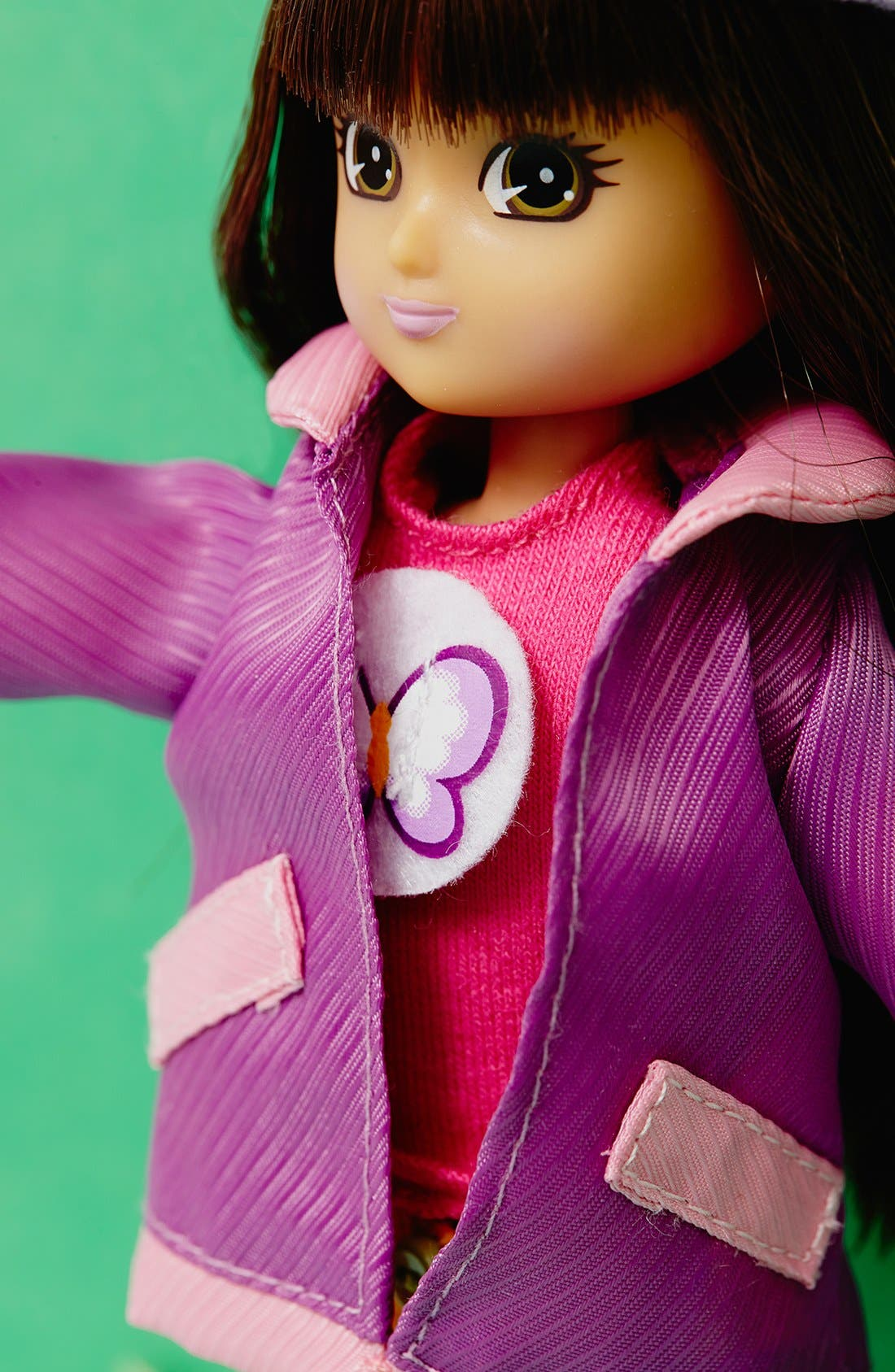 Alternate Image 3  - Schylling 'Lottie™ - Butterfly Protector' Doll