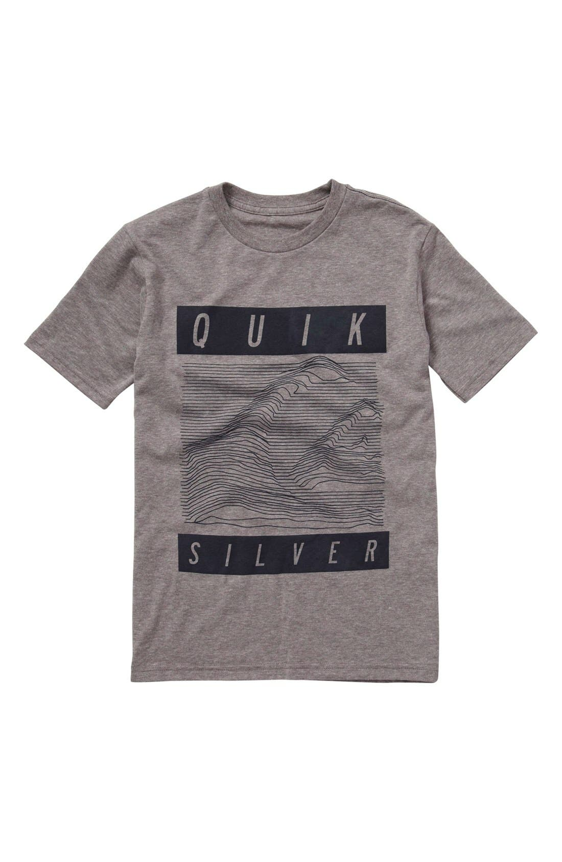 Main Image - Quiksilver 'Substance' T-Shirt (Toddler Boys)
