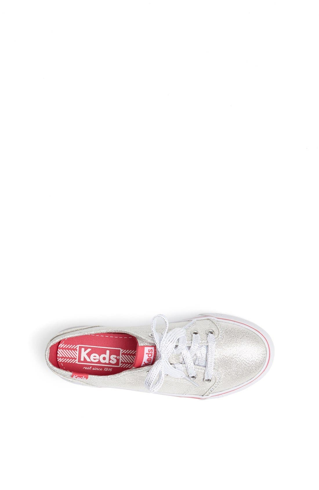 Alternate Image 3  - Keds® 'Double Dutch Shimmer' Sneaker (Toddler, Little Kid & Big Kid)